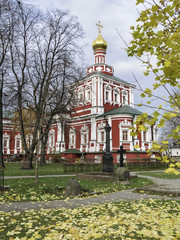 Russia, Moscow, russian church
