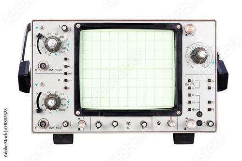 Oscilloscope - 78837523