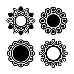 Jewelry Ornament Set