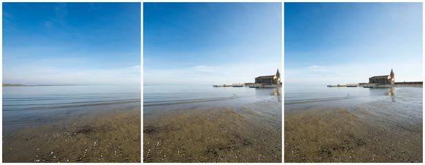 Una chiesa sul mare