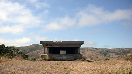 Time Lapse of World War 2 Bunker In San Fran