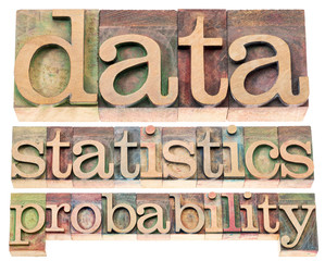 data, statistics and probability