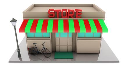 Mini 3d store