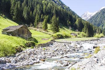 Alps, landscape