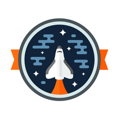 Shuttle badge