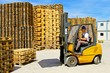 Forklift pallets - 78851359