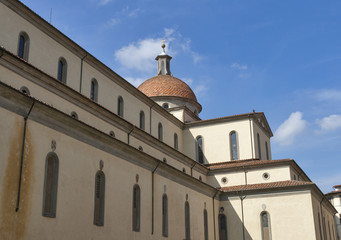 Basilica of the Holy Spirit in Florence