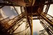 iron construction of Eiffel tower