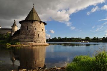 Псков, Россия, Псковская крепость