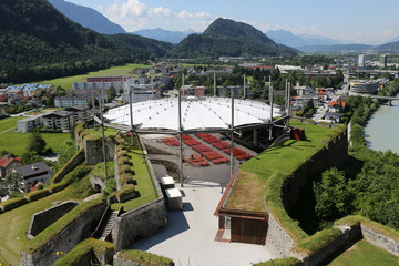 Theater of the fortress of Kufstein