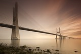 Fototapety Vasco de Gama bridge