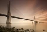 Fototapety Vasco de Gama bridge