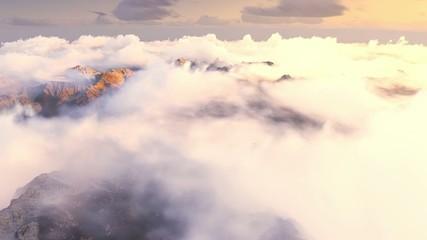 Günbatımı Bulutları