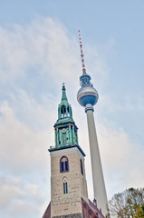 Marienkirche at Berlin, Germany