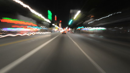 Driving in LA - Front Camera Mount Time Lapse