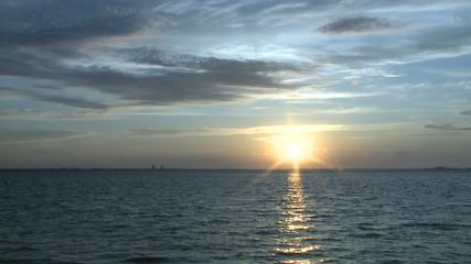 Florida Sunrise - Time Lapse