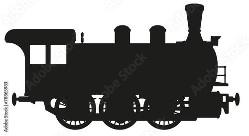 steam locomotive - 78865983