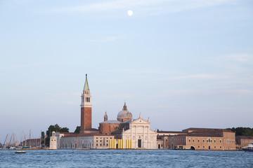 Island San Giorgio Maggiore in Venice