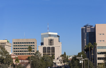 Downtown of Tucson at Congress Avenue, AZ
