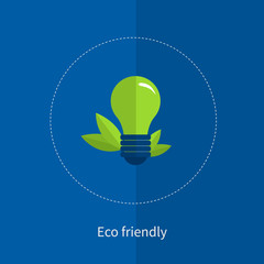 The concept of eco-friendly energy source
