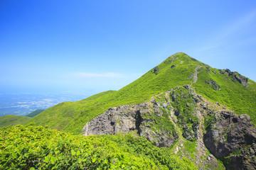 Mt. Iwakisan, Aomori, Japan