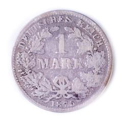 Eine Deutsche Reichsmark 1875