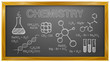 Chemistry, Science, Chemical Elements, Blackboard - 78881135