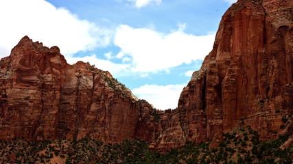 Zion National Park - Time Lapse