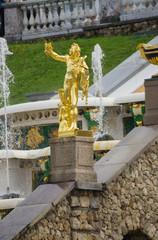 Fountain in Petehof