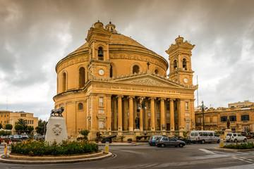 Sanctuaire Sainte-Marie-de-l'Assomption de Mosta, Malte