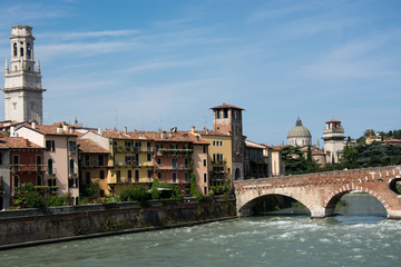 Bridge in Verona