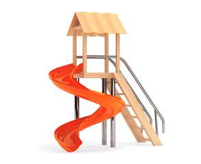 Outdoor Children Slide