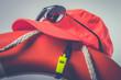 Leinwandbild Motiv lifeguard equipment