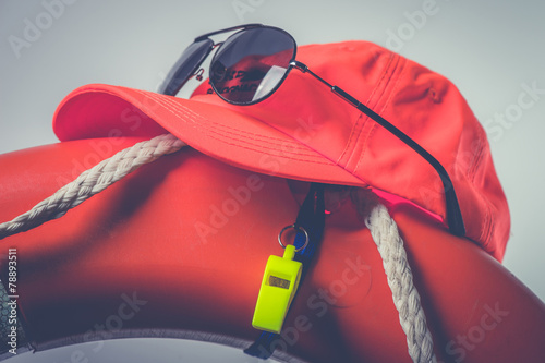 lifeguard equipment - 78893511