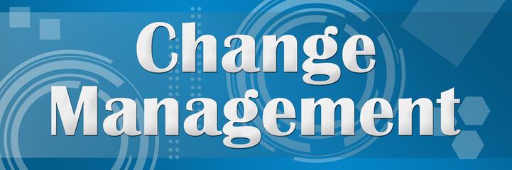 Change Management Business Background