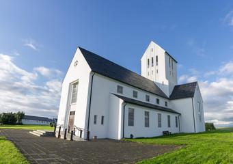 Skalholt castle in Iceland