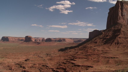 Monument Valley Time Lapse - Pretty - Clip
