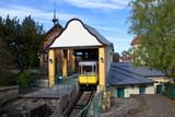Standseilbahn Dresden, Bergstation