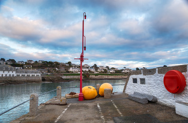 The Quay at St Mawes