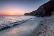 Sunset on the Lizard in Cornwall