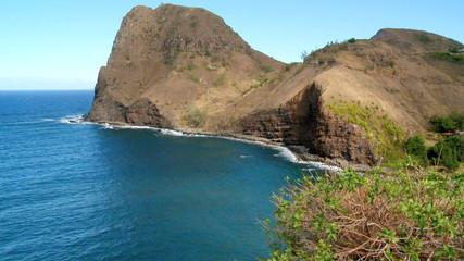 Tropical Hawaiian Bay
