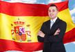 Portrait Of Spanish Businessman