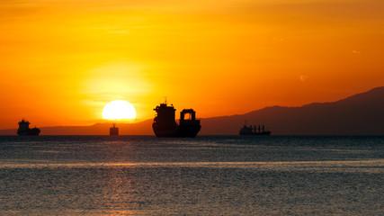 Nautical Sundown
