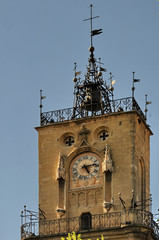 Aix en Provence, orologio 1