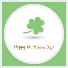 Happy Saint Patrick s Day Card6