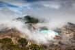Vulkan Poás in Costa Rica