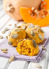 pumpkin gingerbread. pumpkin cookies