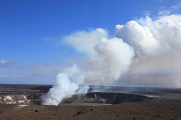 Kilaeua volcano in Hawaii