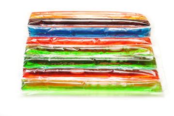 Childhood Freezer Pops Ready for the Freezer