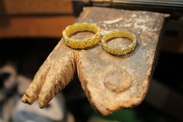 Making a Wedding Ring